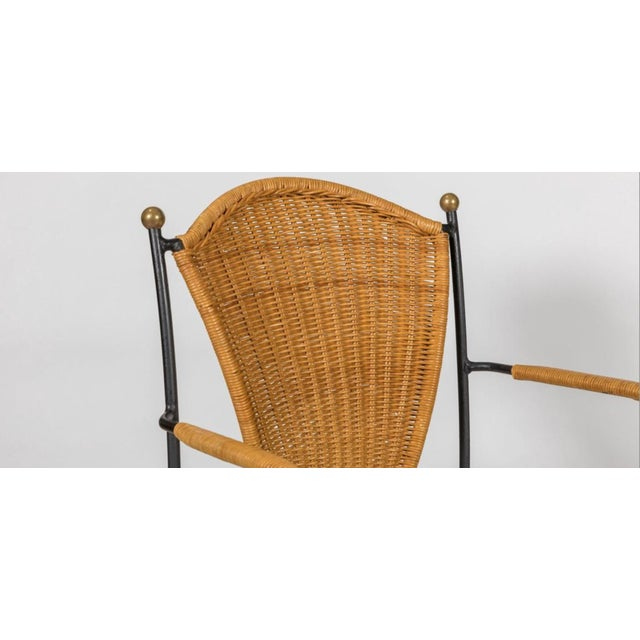 Frederick Weinberg Chairs - A Pair - Image 4 of 6