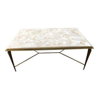 Elegant, Stylish Oly Studio Yves Cocktail Table For Sale