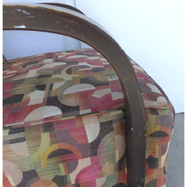 Mid-century Modern Donghia Style Lounge Chair - Image 6 of 8