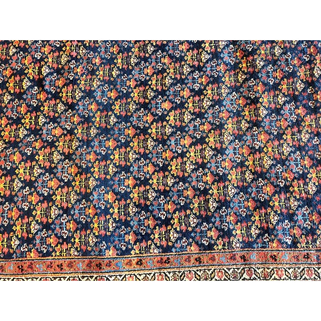 Antique Gallery Size Persian Malayer Rug - 5′6″ × 20′ For Sale - Image 4 of 6