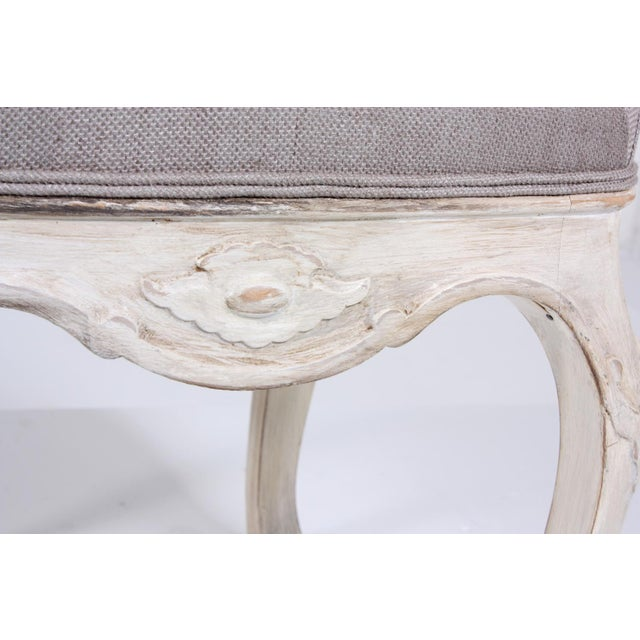 Swedish Baroque Side Chairs - A Pair - Image 6 of 9
