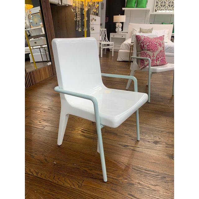 Modern Eden Side Chair For Sale - Image 4 of 4