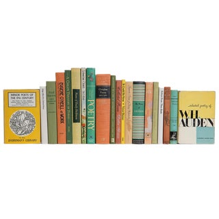 Early Fall Poetry Book Collection, (S/20) For Sale