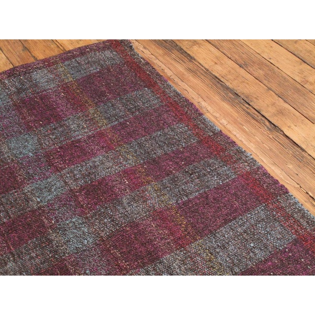 1950s Pala Kilim For Sale - Image 5 of 5