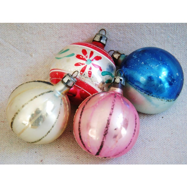 1950s Christmas Ornaments & Box - Set of 12 - Image 10 of 10