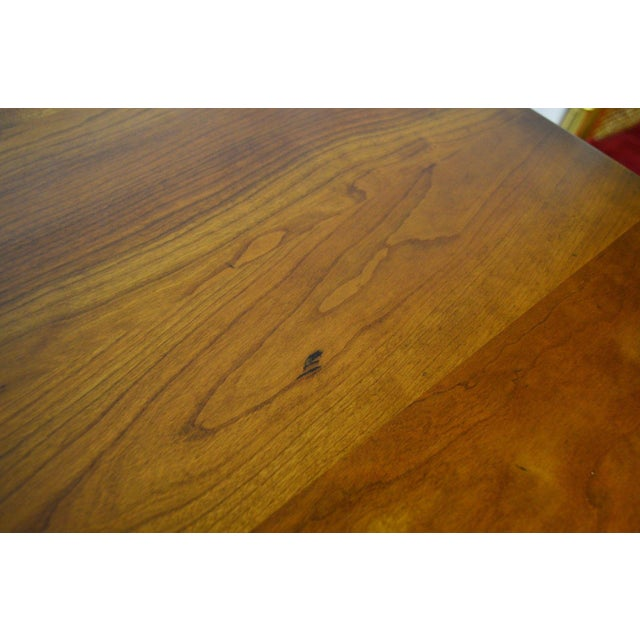 Wood Stickley Syracuse Solid Cherry Dresser For Sale - Image 7 of 11