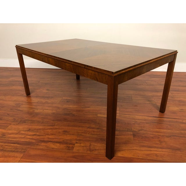 Mid-Century Modern Maurice Villency Expandable Dining Table For Sale - Image 3 of 13