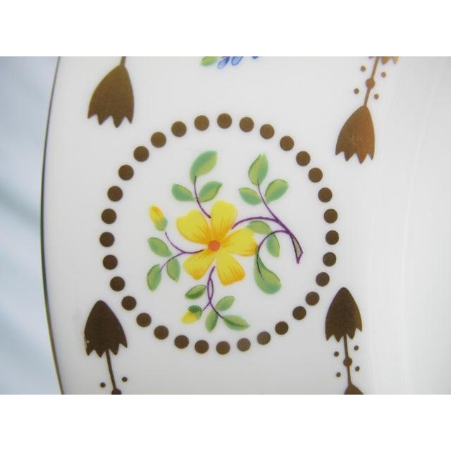 Royal Worcester Large Royal Worcester Trianon Serving Platter For Sale - Image 4 of 7