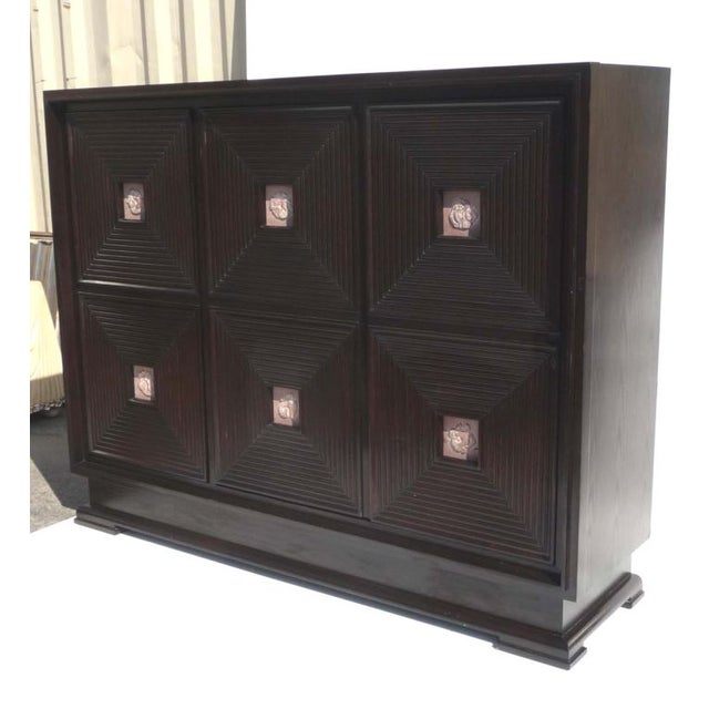 Entertainment Cabinet Styled After Maxine Old - Image 4 of 10