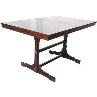 Antique Designer Danish Modern Dining Tables DECASO - Danish modern kitchen table