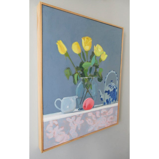 French Morning Table by Anne Carrozza Remick For Sale - Image 3 of 6