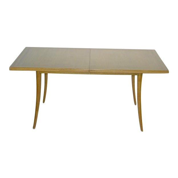 Harvey Probber Sabre Leg Dining Table For Sale