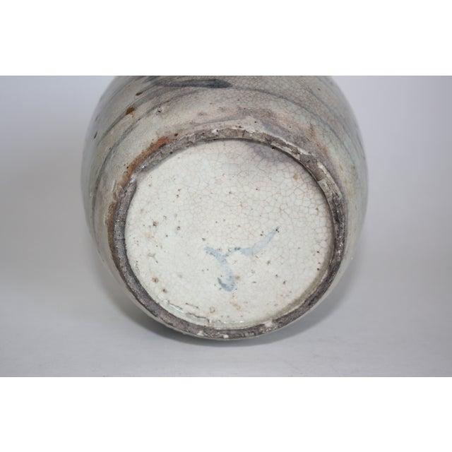18th C. Chinese Stoneware Ginger Jar - Image 5 of 6