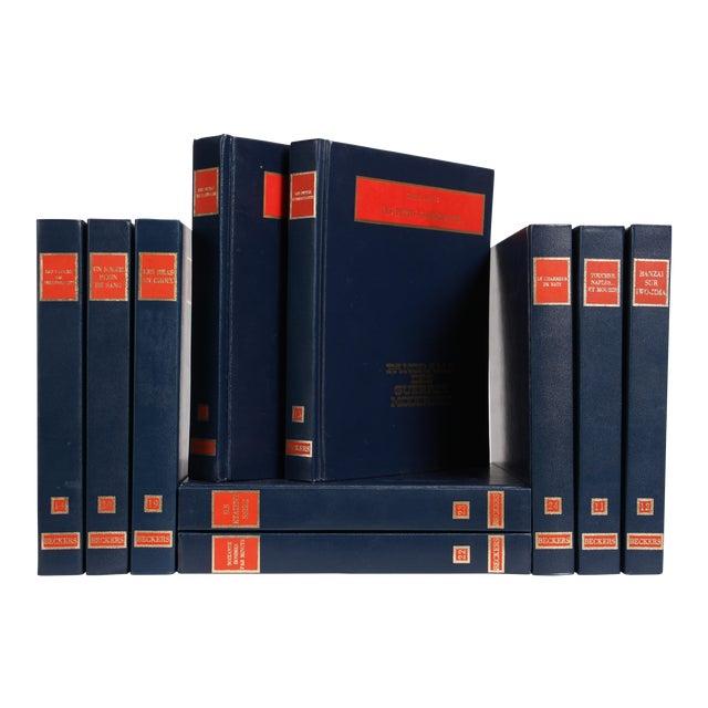 French Designer Books - Set of 10 - Image 1 of 3
