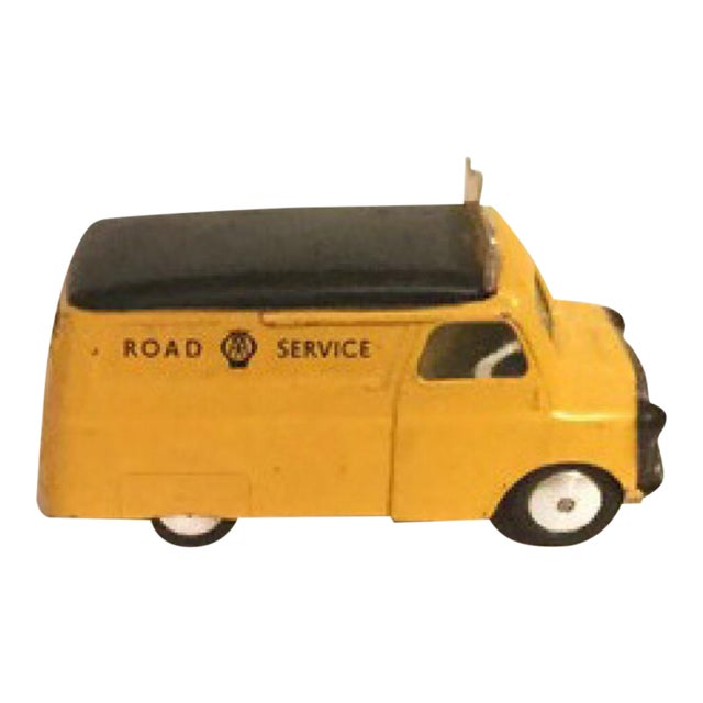 Diecast Corgi Bedford Aa Road Service Van Vintage British Toy Car - Image 1 of 6