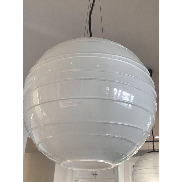 Circa Lighting Visual Comfort Hailey Medium Round Pendant Light For Sale - Image 9 of 12