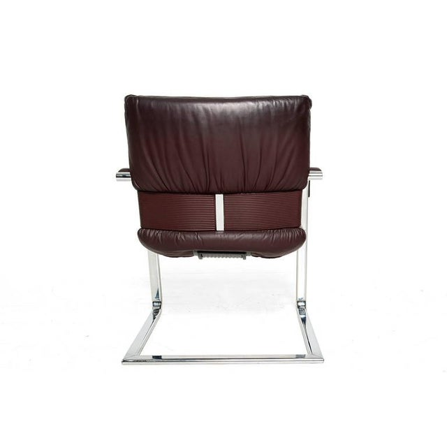 Mario Bellini Imago Chairs by Mario Bellini for Vitra - a Pair For Sale - Image 4 of 7
