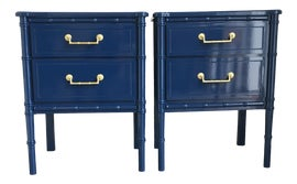 Image of Lacquer Nightstands