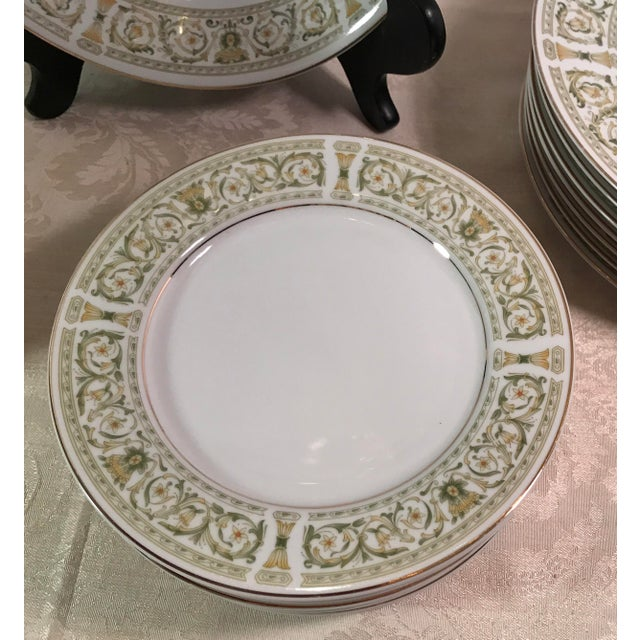 "Mid-Century Daniele ""Felicity"" China - Set of 27 For Sale - Image 5 of 11"