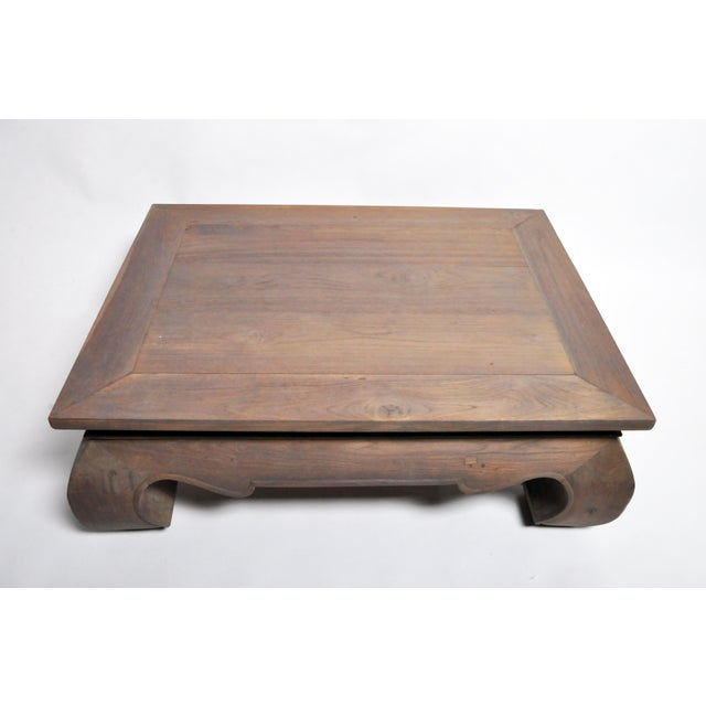 2010s Contemporary Thai Lanna Coffee Table For Sale - Image 5 of 13