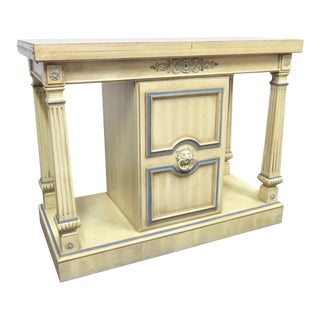 Thomasville Neoclassical Style Server For Sale