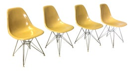 Image of Charles Eames Side Chairs