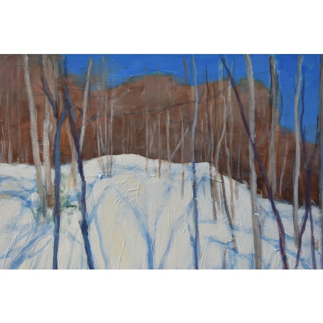 """Contemporary Stephen Remick """"Sunny Ridgeline"""" Contemporary Painting For Sale - Image 3 of 12"""