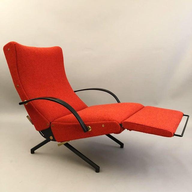 Original Osvaldo Borsani P40 Lounge Chair For Sale In New York - Image 6 of 6