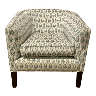 BSC Hand Blocked Motif Billy Chair