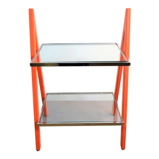 Bungalow 5 Sheldon Side Table - Orange For Sale