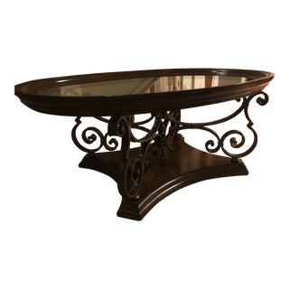 Marge Carson Verona Coffee Table For Sale
