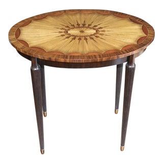 Maitland - Smith Oval End Table