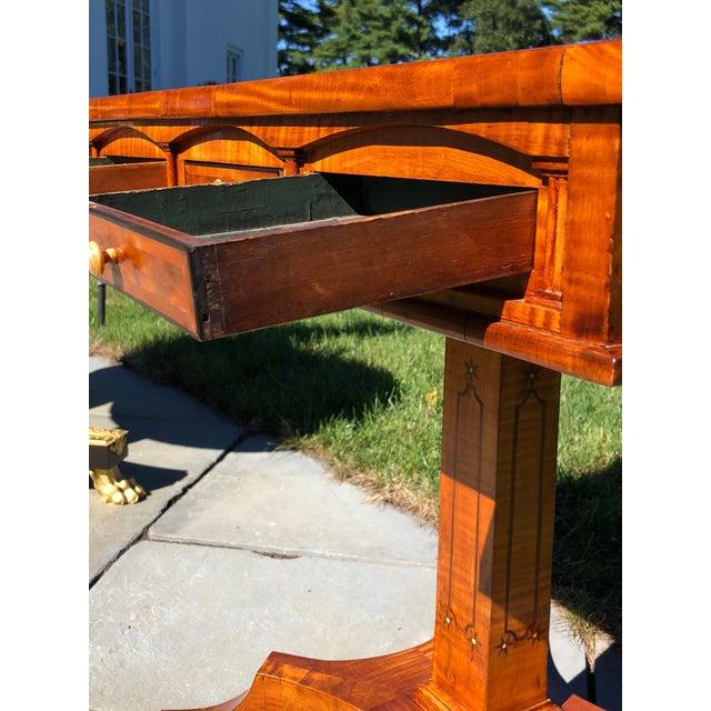 Side Table, Biedermeier Period For Sale - Image 10 of 11