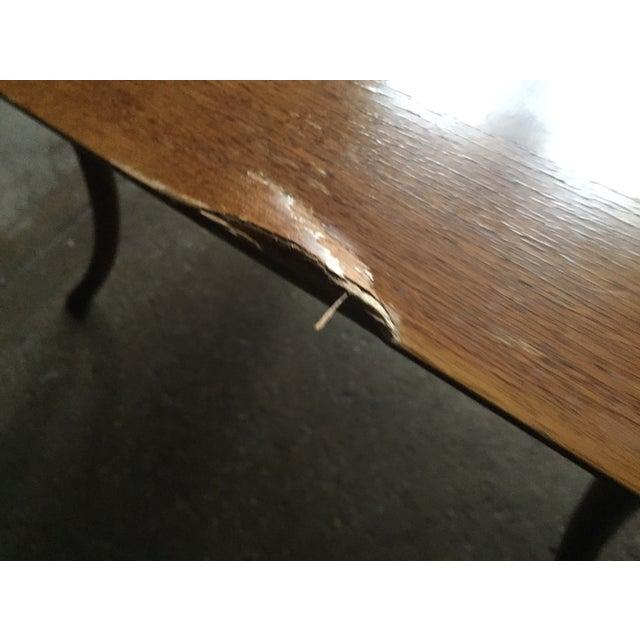 Robsjohn Gibbings Widdicomb Saber Leg Table - Image 6 of 9