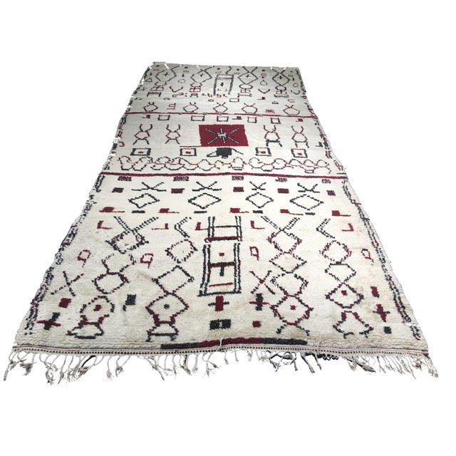 Moroccan Azilal Runner - 5′4″ × 12′ - Image 1 of 8