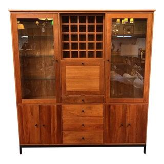 Room & Board Linear Modern Cabinet