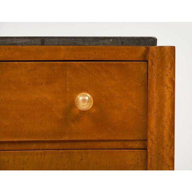Art Deco Period Bird's-Eye Maple Dresser - Image 8 of 10