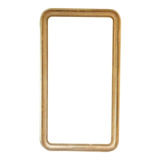 Curved Corner Mirror Frame For Sale