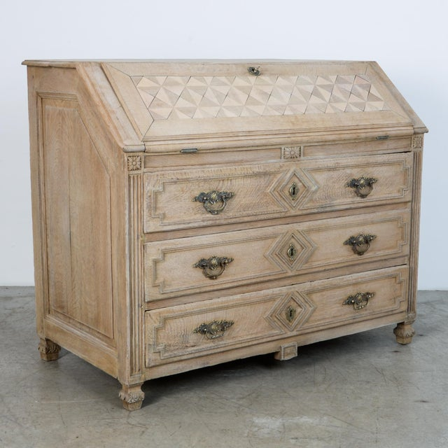 1860s French Secretary Cabinet For Sale In Greensboro - Image 6 of 10