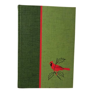 1960's Vintage National Geographic Bird Book For Sale