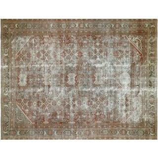 """Nalbandian - 1930s Persian Mahal Carpet - 9'11"""" X 12'11"""" For Sale"""