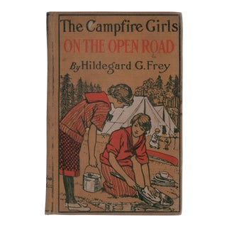 The Campfire Girls on the Open Road