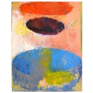 Colorful and Playful Abstract by Dana Hatchett For Sale