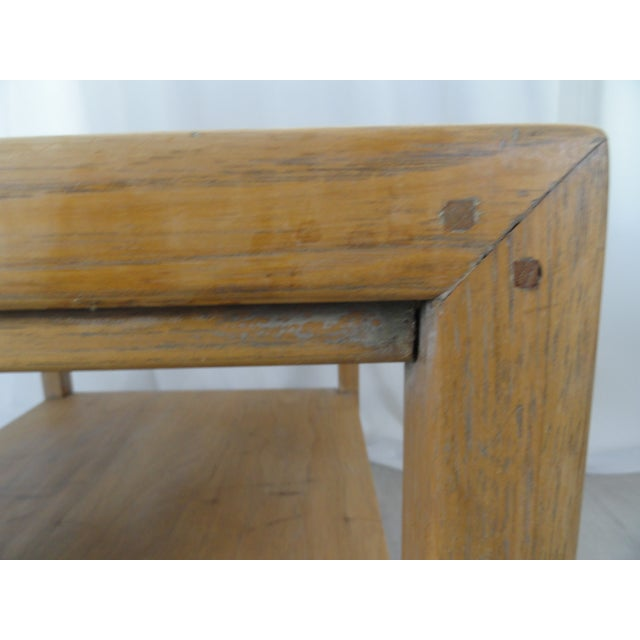 1970s 1970's Century Furniture End Table For Sale - Image 5 of 11