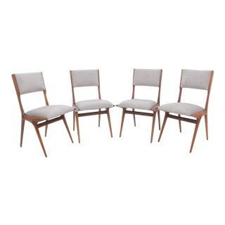 Carlo di Carli Italian Dining Chairs - Set of 4