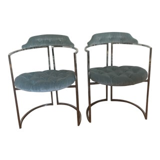 Mid-Century Chairs - a Pair For Sale