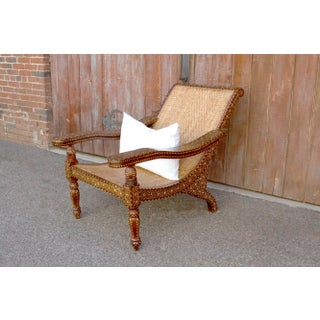 Rare Plantation Inlaid Chair Preview
