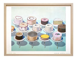 Image of Mid-Century Modern Reproduction Prints