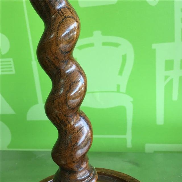 Barley Twist Candlesticks - A Pair - Image 3 of 5
