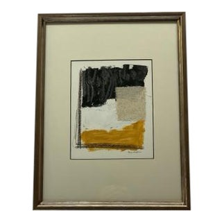Mid Century Modern Style Original Artwork For Sale